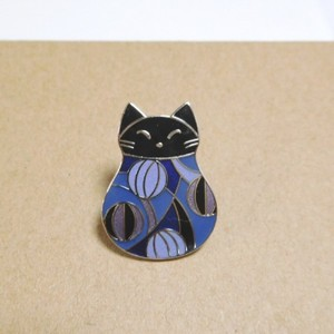 ふく猫 まり | ピンズ | アクセサリー