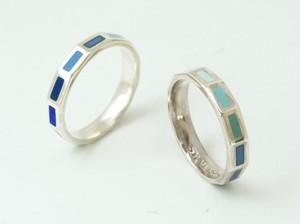 eternal  【S】Blue | 指輪 | アクセサリー