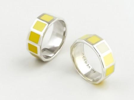 eternal  【M】Yellow   指輪   アクセサリー