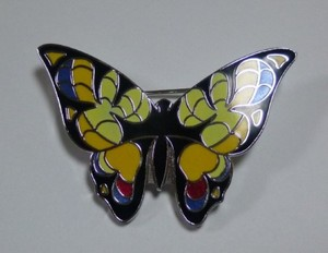 メビウスの蝶 | ブローチ | アクセサリー
