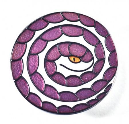 大蛇 | 根付 | 妖怪七宝